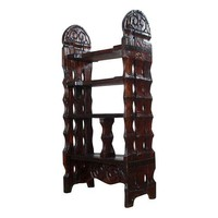 Pre-owned Vintage Witco SC-40 Tiki Library Unit