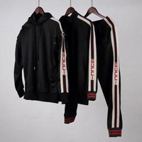 ESBUO9 Gucci sports and leisure suits