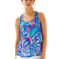 Luxletic Weekender Swing Tank Top - Lilly Pulitzer