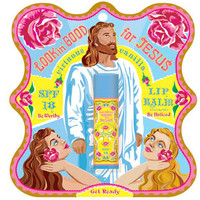 Blue Q Product Reviews and Ratings - Unique Gifts - LOOKIN' GOOD FOR JESUS LIP BALM from Perpetual Kid