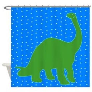 Dinosaur Shower Curtain> Shower Curtains > Scarebaby Design