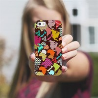 geometric world iPhone 5s case by Sharon Turner | Casetagram