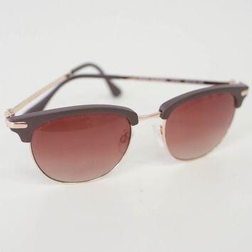 Perfect Harmony Sunglasses - Chestnut