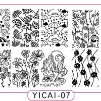 Yicai 07 Stamping Plate