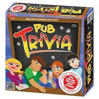 University Games Pub Trivia Game : Target