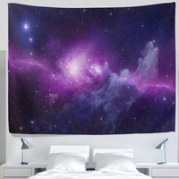 Cool Universe Tapestry Wall Tapestry Wall Hanging Galaxy Space Wall Carpet Tapestry Fabric Hippie Tapestry Gobelin