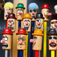 Funny Pencils Fine Art photography Fun Children Humorous Crayons print Back to School