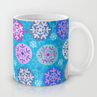 """Floral winter""design Mug by Juliagrifol designs"