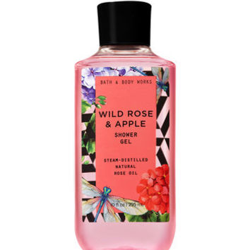 WILD ROSE & APPLEShower Gel