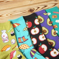 Men's Foodie Socks