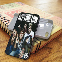 All Time Low All Time Low case Band Star Cover album | For iPhone 5/5S Cases | Free Shipping | AH1093