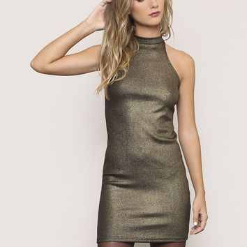 All That Glitters Mini Dress - Dresses - Clothes at Gypsy Warrior