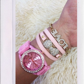 Magic Potion Watch Set- Pink