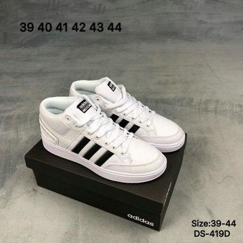 ESBONU5 Adidas CF ALL COURT MID Men and Women Fashion Sports Outdoor Skate Shoes