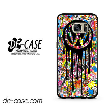 VW Volkswagen Bomb Sticker DEAL-11776 Samsung Phonecase Cover For Samsung Galaxy S7 / S7 Edge