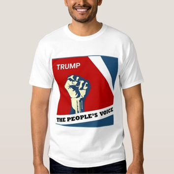 TRUMP: The PEOPLE'S VOICE T-Shirt