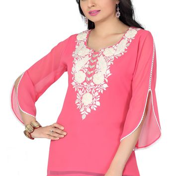 Embroidered Ladies Tunics to wear over jeans