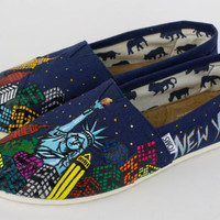 NEW YORK TOMS
