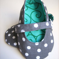 A Pair of Lolailo Baby Shoes