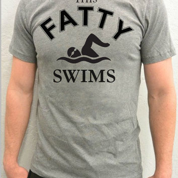 OOTD Outfit of the Day Trendy Unisex Swim T-Shirt, Unisex Workout Athletic T-Shirt, Swimmer's T-Shirt, Trending, Best T-Shirts