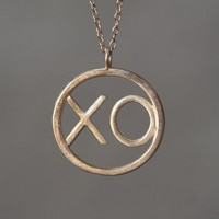Michelle Chang - XO Pendant