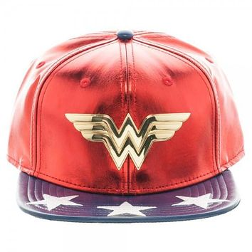 DC Comics Wonder Woman Hat