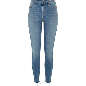 Light blue wash Molly jeggings - jeggings - jeans - women