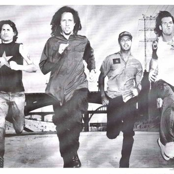 Rage Against the Machine Band Poster 25x35