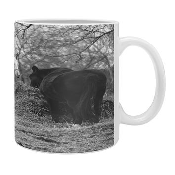 Allyson Johnson Horses Grazing Coffee Mug