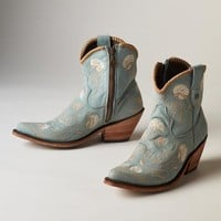 Cotton Flower Boots