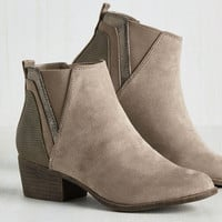 Portland by Morning Bootie | Mod Retro Vintage Boots | ModCloth.com