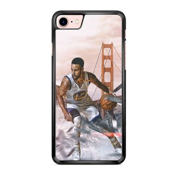 Stephen Curry 5 iPhone 7 Case