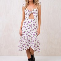 Sweet Annie Midi Dress