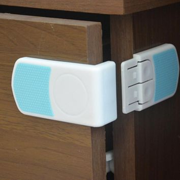 Child Safety Locks for Refrigerators, Doors, Cabinet, Drawers, Oven and Stove Baby Proof Lock
