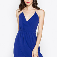 Addie Wrap Dress