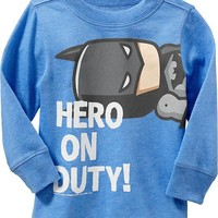 DC Comics™ Batman Scribblenauts™ Tees for Baby