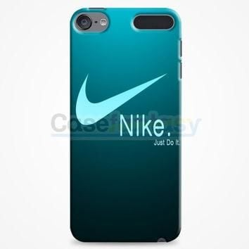 Nike Vs Adidas Galaxy iPod Touch 6 Case | casefantasy