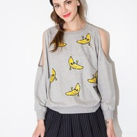 Disco banana sweatshirt