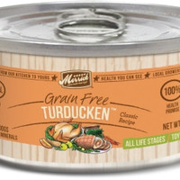 Merrick Grain Free Turducken Small Breed Dog Canned 24/3.2 oz