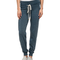 Seven7 Jeans Burnout Banded Bottom Pant