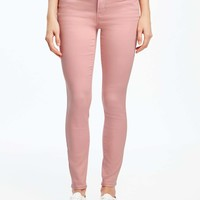 Mid-Rise Rockstar Pop-Color Ankle Jeans for Women | Old Navy