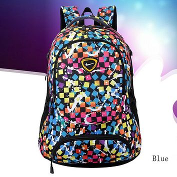 NIKE Fashion Multicolor Sport College Shoulder Bag Travel Bag School Backpack