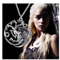 The Song Of Ice And Fire Game Of Thrones Necklace