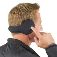The Wireless Headphone Ear Warmers