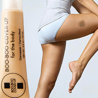 Conceal While You Heal: Boo-Boo Cover-Up