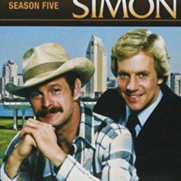 Gerald McRaney & Jameson Parker & Various-Simon & Simon: Season 5