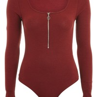 Ring Pull Long Sleeve Body - Clothing