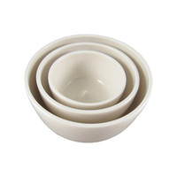 Peaked Nesting Bowl Set