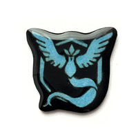 Pokemon Go Team Mystic Badge