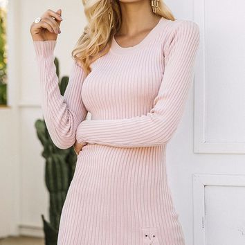 Vinnie Sweater Dress